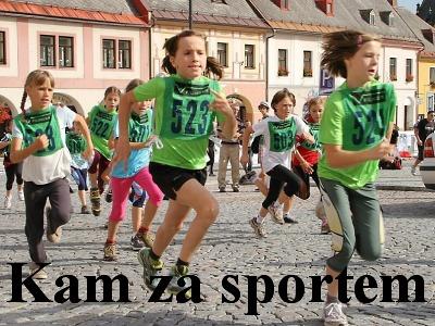 Kam za sportem a zábavou v Pojizeří o víkendu 21. až 23. září