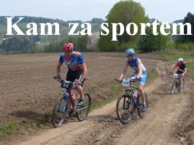 Kam za sportem v Pojizeří od 5. až do 8. května