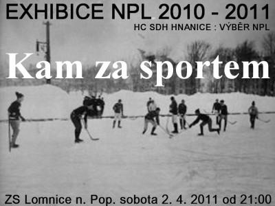 Kam za sportem v Pojizeří od 1. do 3. dubna