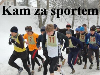 Kam za sportem od Vánoc až do Nového roku