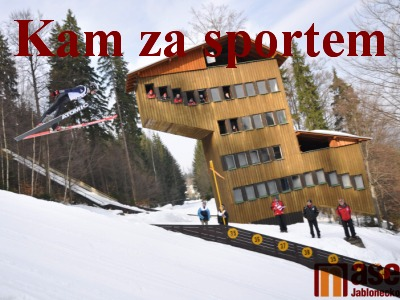 Kam za sportem v Pojizeří od 11. do 13. března