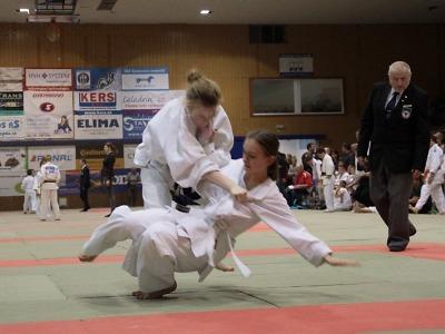 Výborný výkon mladých judistů TSC Turnov vSamurajské kataně
