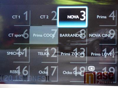 Televize zpoplatnily své vysílání. Od října proto zdražuje i semilské Katro