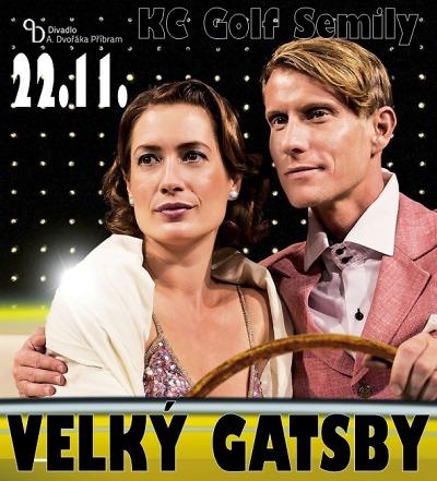 V adaptaci Velký Gatsby se představí Semilákům rodák Jaromír Nosek
