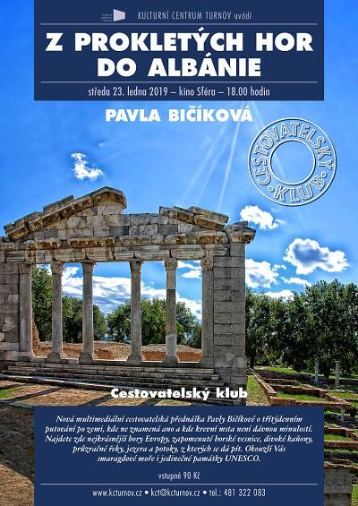 Z prokletých hor do Albánie se vydáte s cestovatelkou Pavlou Bičíkovou