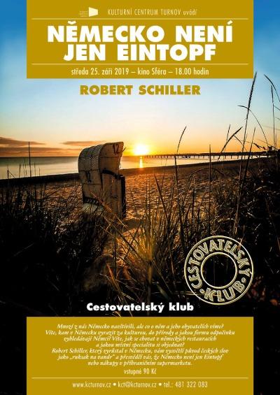 Robert Schiller vysvětlí, že Německo není jen Eintopf