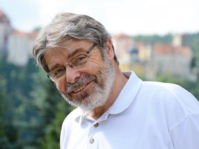 Radima Uzla bude zpovídat na turnovské Pohovce Josef Klíma