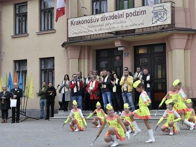 Nominaci ve Vysokém získal Český Děják od souboru Doveda Sloupnice
