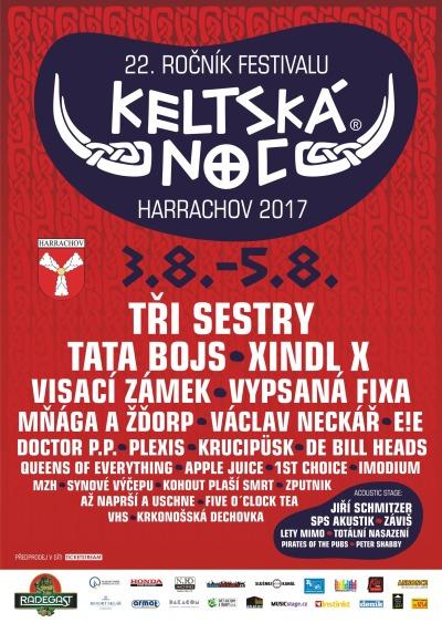 V Harrachově chystají již 22. ročník festivalu Keltská noc