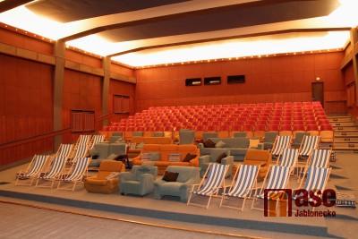 V Železném Brodě otevřou unikátní kino
