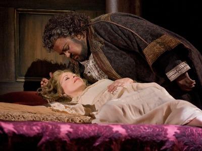 Skvostná Renée Fleming se představí v roli nevinné Desdemony