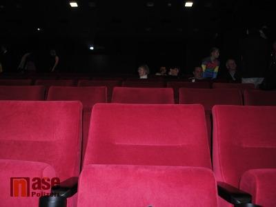 Únorová nabídka kina Sféra v Turnově