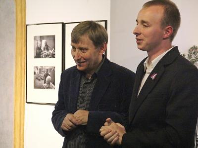 Jana Luštince v jilemnickém muzeu střídá David Ulrych