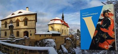 Po stopách Valdštejnů je kniha spojená s hradem Valdštejn i Turnovem