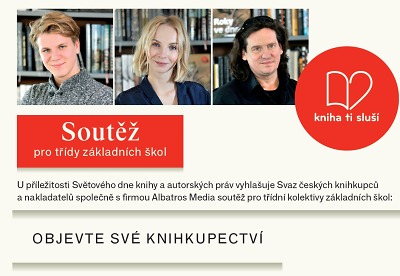 Sedmáci ze Žižkovky objevili své knihkupectví