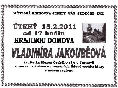 Do Městské knihovny za Krajinou domova