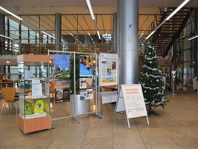 Krajská knihovna od 3. prosince znovu otevřela