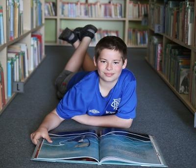 Březen měsíc čtenářů v semilské knihovně