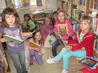 Program turnovské knihovny Antonína Marka v listopadu