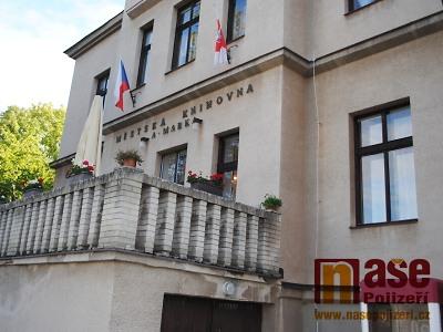 Městská knihovna Antonína Marka Turnov oslaví 200. výročí založení