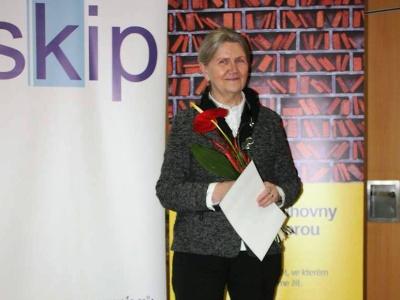 V Krajské vědecké knihovně udíleli ceny Knihovník - Knihovnice roku