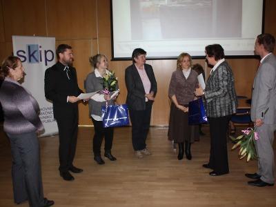 Lomnická knihovna a semilská knihovnice oceněny na krajském setkání