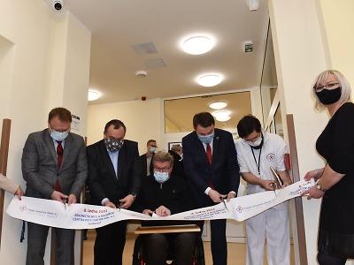 KNL završila projekt rekonstrukce budov pro Centrum psychiatrie