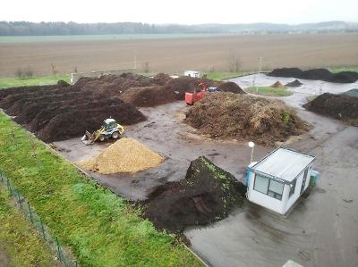 Od středy 8. dubna v Turnově otevřou kompostárnu a sběrný dvůr