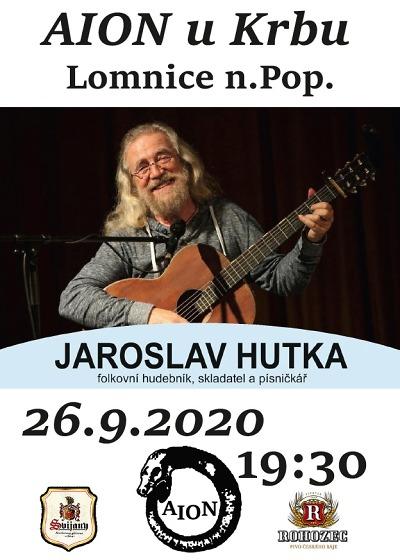 Písničkář Jaroslav Hutka vystoupí v lomnickém klubu