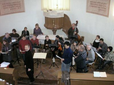 V libštátském kostele zazní barokní melodie i lidové koledy