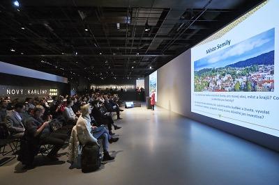 Mezinárodní konference Města 2030 byla s účastí města Semily