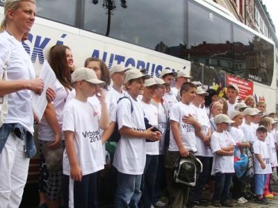 Děti z Libereckého kraje již sedlají Mořského koníka