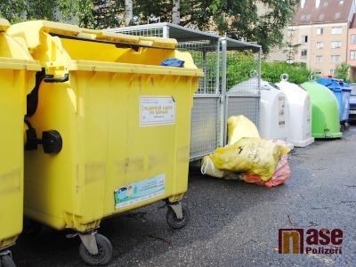 Poplatek za komunální odpad je v roce 2017 v Turnově 660 korun