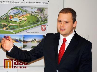 Jindřich Kořínek: Stavba stadionu probíhá, jak má. V říjnu chceme otevřít