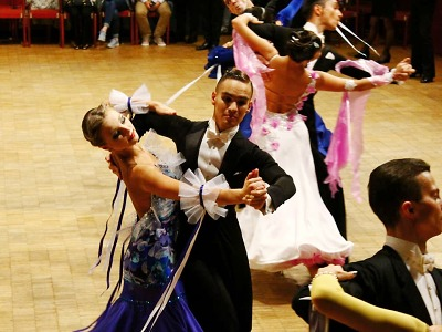 Přes 200 tanečních párů soutěžilo na Podještědském poháru