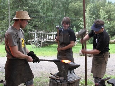 Ve Františkově se tradičně sejdou kovosochaři a opět přijede i Fanánek