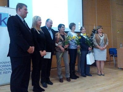 Vyhlásili nejlepší knihovníky a knihovny roku 2016 v Libereckém kraji