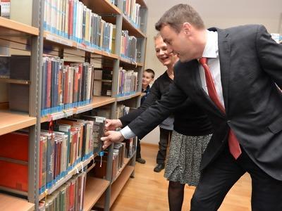 Květnový program krajské knihovny