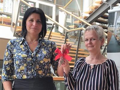 Vedení liberecké knihovny přebírá nová ředitelka Dana Petrýdesová