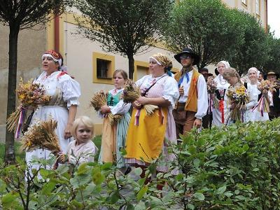Čtrnácté Krajské dožínkové slavnosti hostí Mimoň
