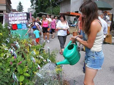 Roztoky u Jilemnice hostí 33. ročník Krakonošovy tržnice
