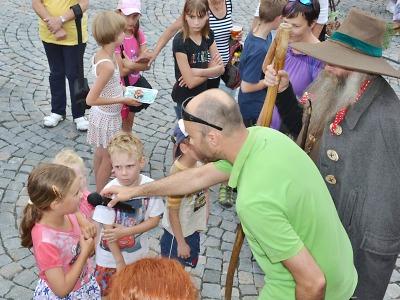 Krakonošovy podvečery znovu lákaly do Jilemnice spoustu návštěvníků