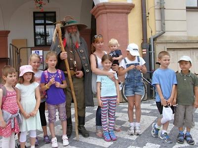 Krakonošovy podvečery letos v Jilemnici okoření Ondřej Ruml i Petr Bende