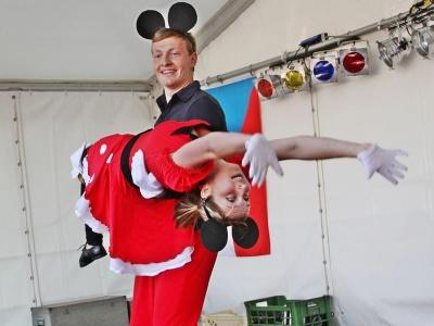 FOTO: Krakonošovy podvečery zakončil aerobik, tance a Michal Hrůza
