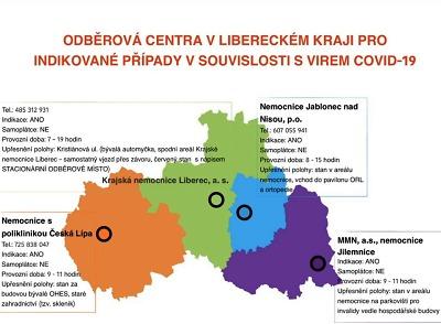 Lidé vracející se ze zahraničí mají možnost otestování na koronavirus