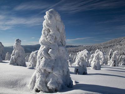 V Labském dole bylo 2,8 metru sněhu. Nejvíce za 15 let měření