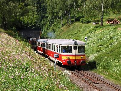 Krkonošská železnice má stále svůj význam