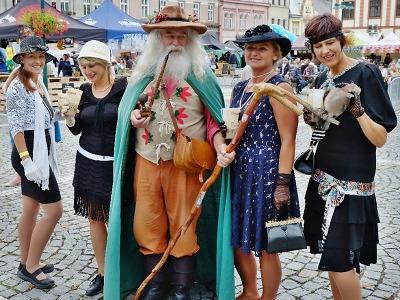 Krkonošské pivní slavnosti oslavily 20. narozeniny rekordní návštěvou