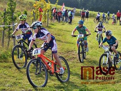 Obrazem: Krkonošský pohár v cyklistice 2017 zakončil závod ve Vrchlabí