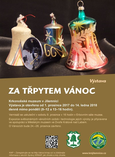 Krkonošské muzeum v Jilemnici zve k předvánoční návštěvě